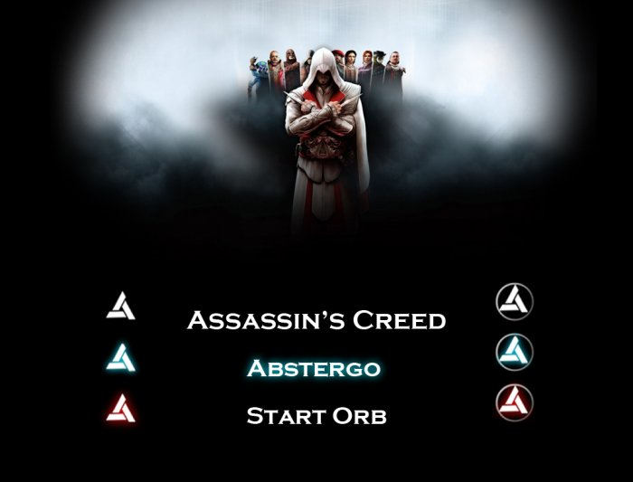 Assassin's Creed Abstergo Start Orb