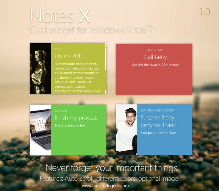 Notesx